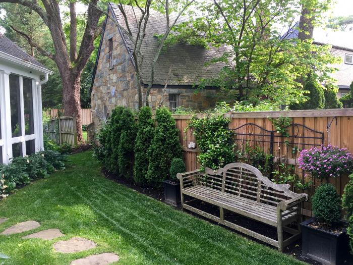 PHOTO-Bethesda garden